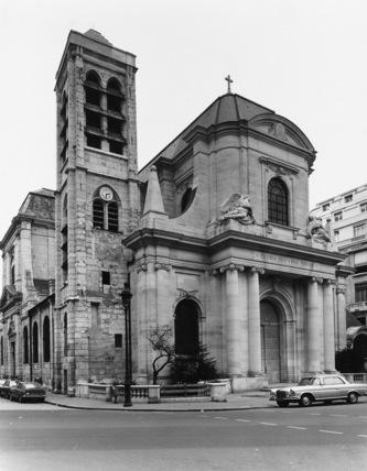 St Nicolas du Chardonnet
