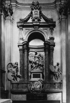 Tomb of Orazio Falconieri and Ottavia Sacchetti