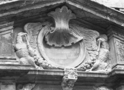 Rubens' House;Portico