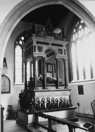 Tomb of Sir John Popham