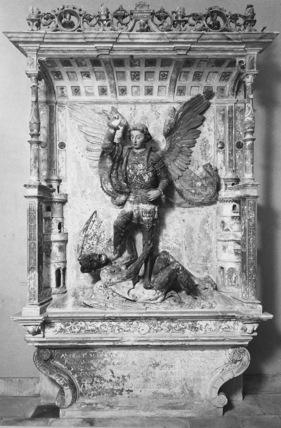 Altarpiece of San Michael