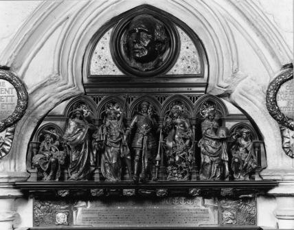 Abbey Church;Memorial to Henry Fawcett