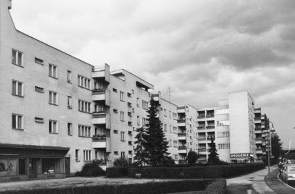 Block of Flats, Jungfemheidenweg