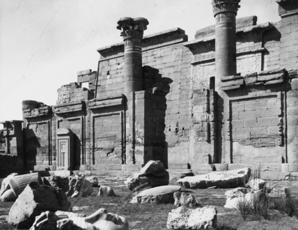 Ramesses III Mortuary Temple