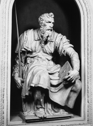 Statue of Saint Paul