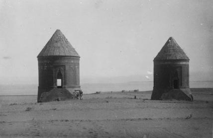 Tomb of Nughalay Agha and tomb of Hasan Timuir Agha