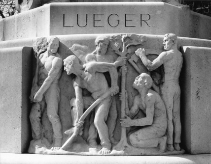 Monument to Karl Lueger
