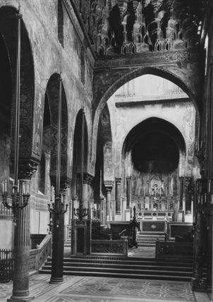 Palazzo Reale;Cappella Palatina