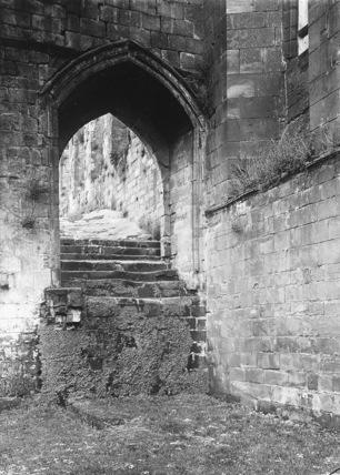 Furness Abbey;Abbey Church
