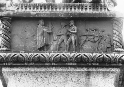 Monument to Claude Louis Berthollet