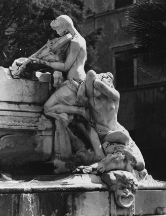 Monument to Giovanni Battista Pergolesi