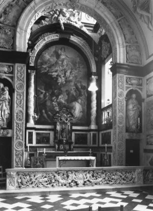 St Charles Borromeo;Houtappel Chapel