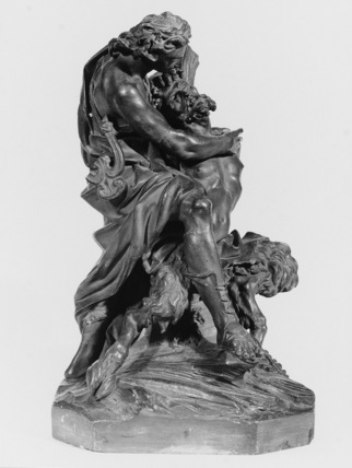 Statue of Apollo and Marsyas
