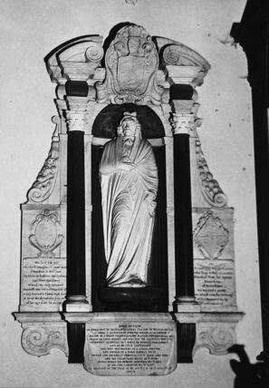 Monument to John Dutton