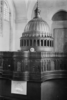 St Paul's Cathedral;Cathedral model