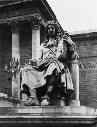 Statue of Colbert