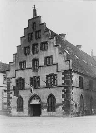 Kornhalle (destroyed)