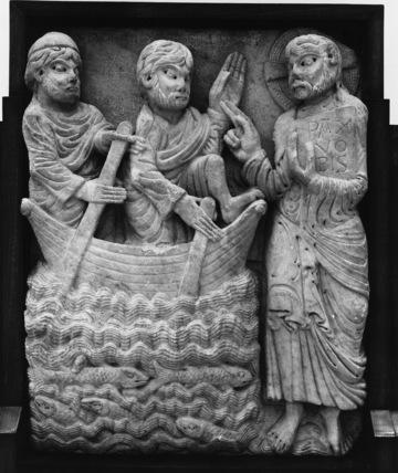 Relief from Monastery of San Pedro da Roda