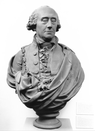 Bust of Count A. P. Bernstorff