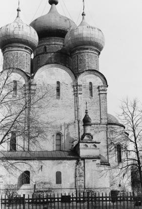 Novodevichi Convent;Church of the Virgin of Smolensk