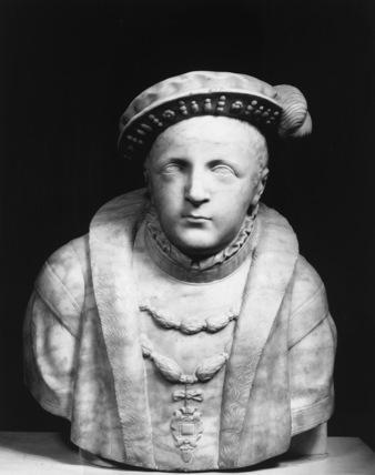 Bust of Edward VI