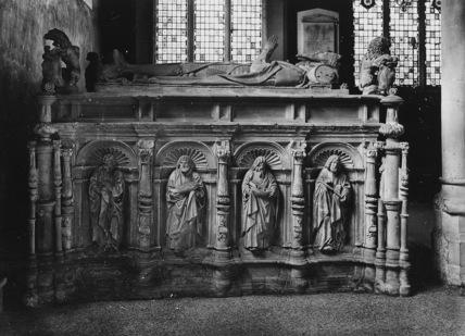 Tomb of Thomas Howard, 3rd Duke of Norfolk