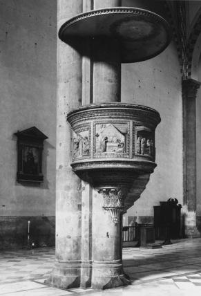 Santa Maria Novella;Church;Pulpit