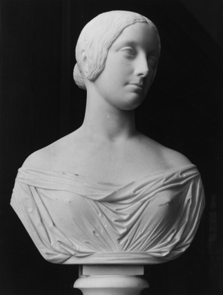 Bust of 2nd Countess of Yarborough