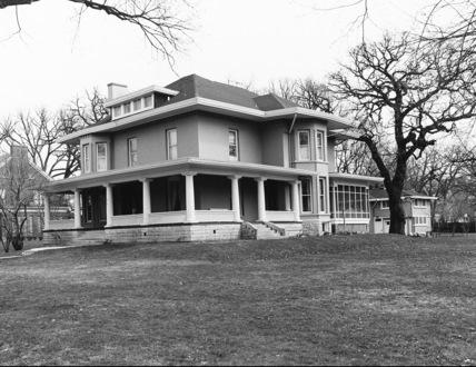 Dr William H. Copeland House