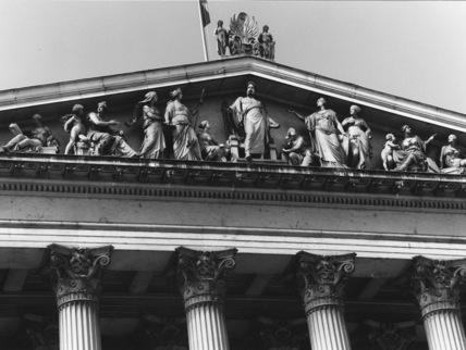 Dr Karl Renner-Ring Parliament