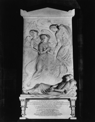 Tomb of the Countess of Bradford