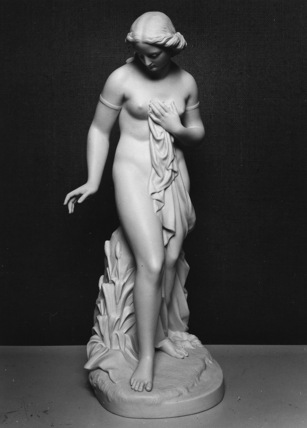 Statuette of Musidora