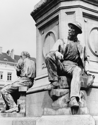 Monument to John Cockerill