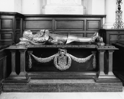Saint Mary's Church;Monument to Viscount Ingestre