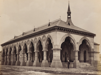 Mortuary Railway Station