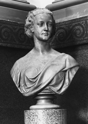 Bust of Princess of Wales, later Queen Alexandra