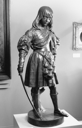 Statue of the Marquis of Stafford