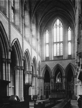 Downside Abbey;Abbey church