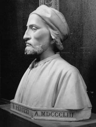 Bust of Baldassare Peruzzi