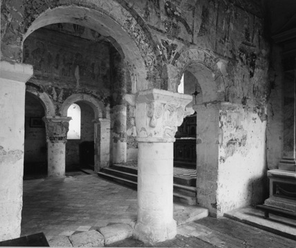 Priory of St Genest;Priory Church