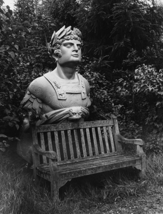 Figurehead from H. M. S. Hector