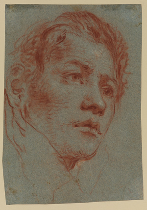 Portrait of one of the artist's sons