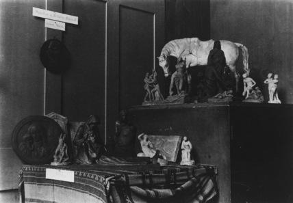 Studio of Calder Marshall