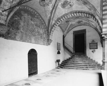 Santa Maria Novella;Choistro Verde