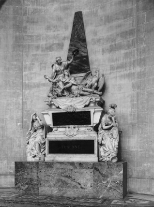 Hotel des Invalides;St Louis des Invalides;Tomb of Turenne