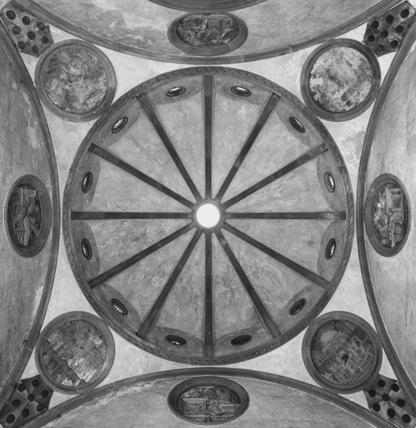 San Lorenzo;Church;Old Sacristy
