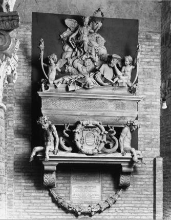 Tomb of Gian Galeazzo Boschetti