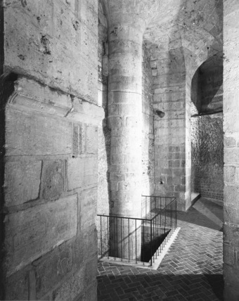 Chartres Cathedral;Crypt