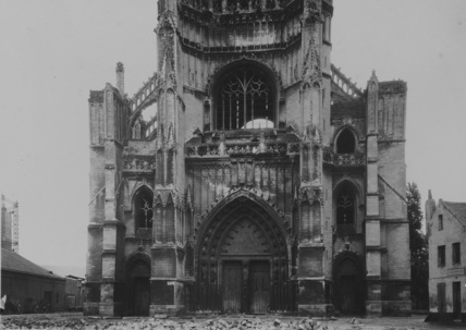 Abbey of St Bertin;Abbey Church