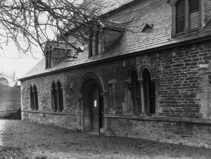 Oakham Castle;Great Hall